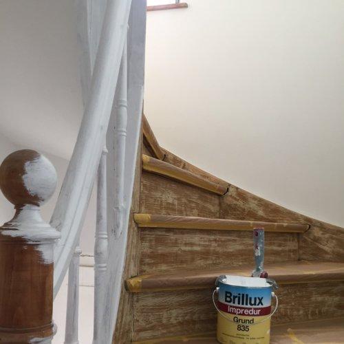 1 5 Renovierung Treppe